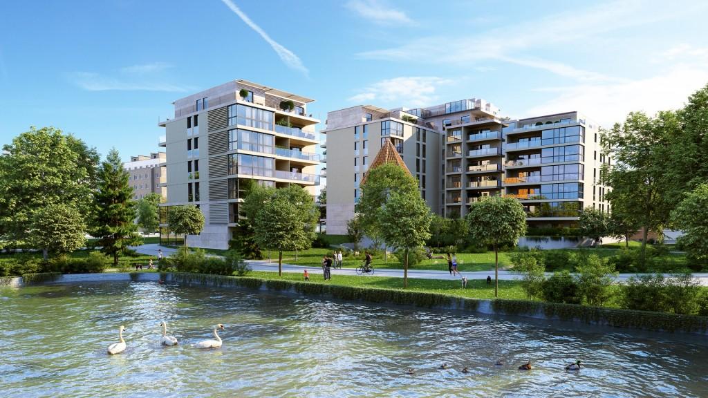 Rezidence Radimova Břevnov hlásí rekordní tempo prodeje, šance koupit byt však ještě žije