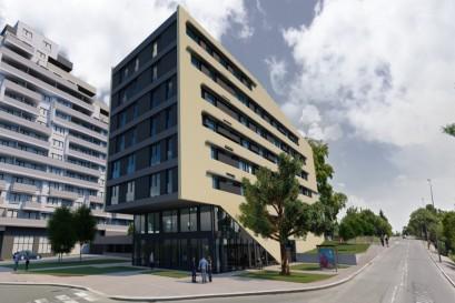 """První nájemní bydlení AFI Europe má """"glajchu"""""""