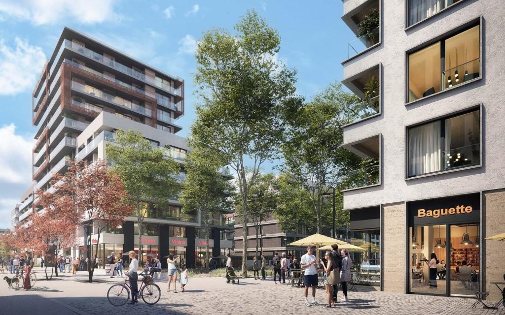 V Parkové čtvrti se začala prodávat stovka dalších nových bytů