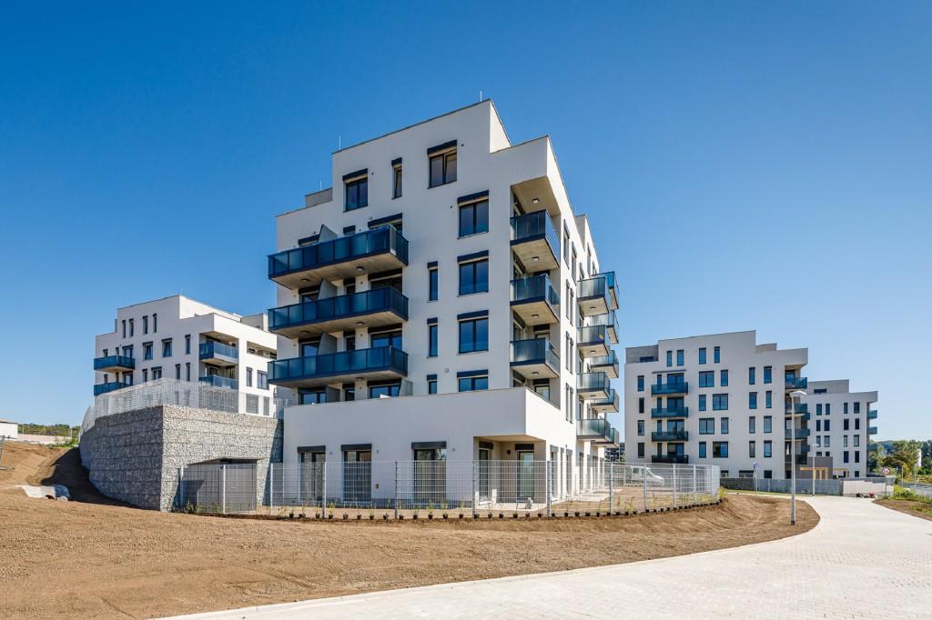 V Suomi Hloubětín zkolaudována předposlední etapa, další byty až v etapě Tampere