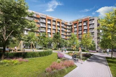 Do prodeje přicházejí další nové byty projektu U Hostivařské přehrady