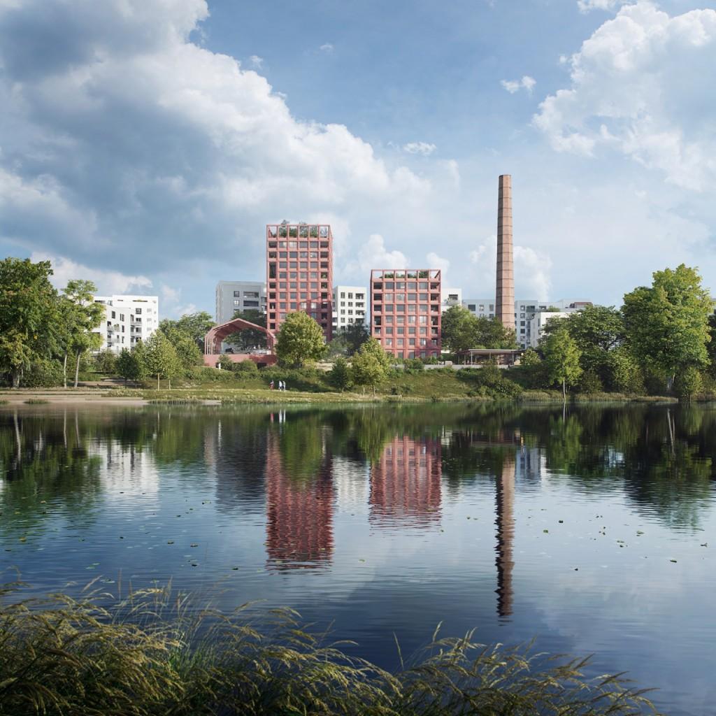 V originálním projektu inovativního bydlení Modřanský cukrovar se začaly prodávat byty