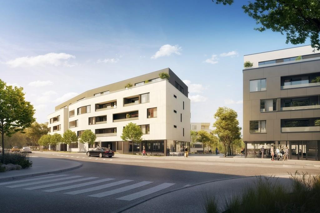 Chytré bydlení Braník nové byty Praha 4